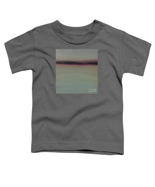 Mountains At Dawn Toddler T-Shirt