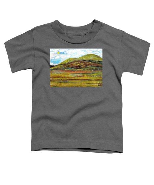Mountaiscape 2  Toddler T-Shirt