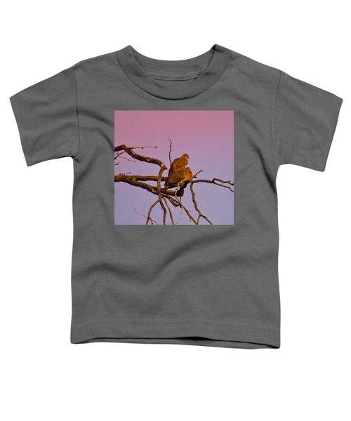 Mourning Doves Toddler T-Shirt