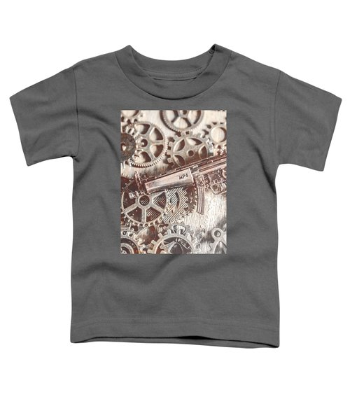 Movement Of Military Arms Toddler T-Shirt