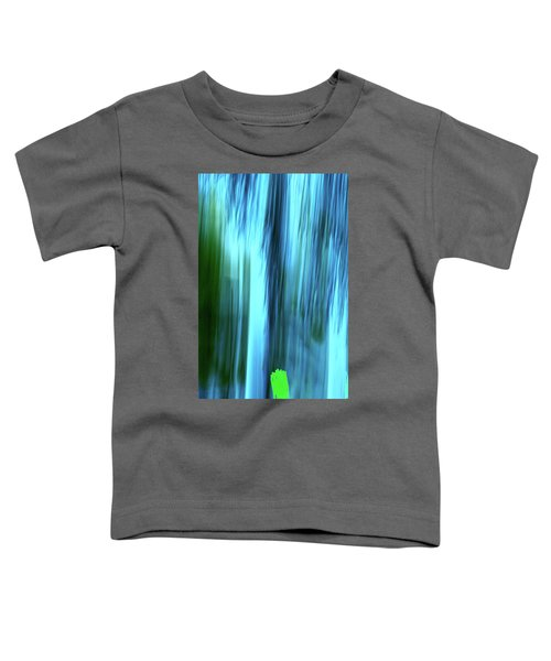 Moving Trees 37-15portrait Format Toddler T-Shirt