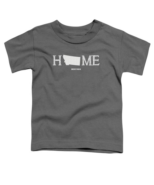 Mt Home Toddler T-Shirt by Nancy Ingersoll
