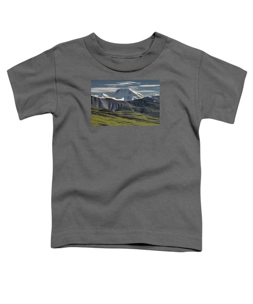 Toddler T-Shirt featuring the photograph Mt. Mather by Gary Lengyel
