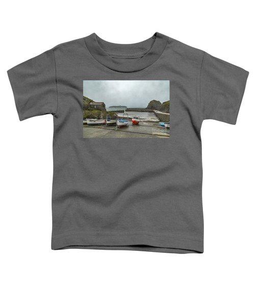 Mullion Cove Harbour Toddler T-Shirt