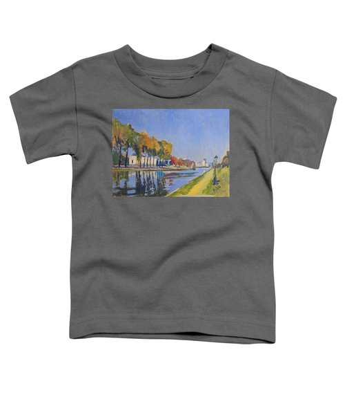Musee La Boverie Liege Toddler T-Shirt