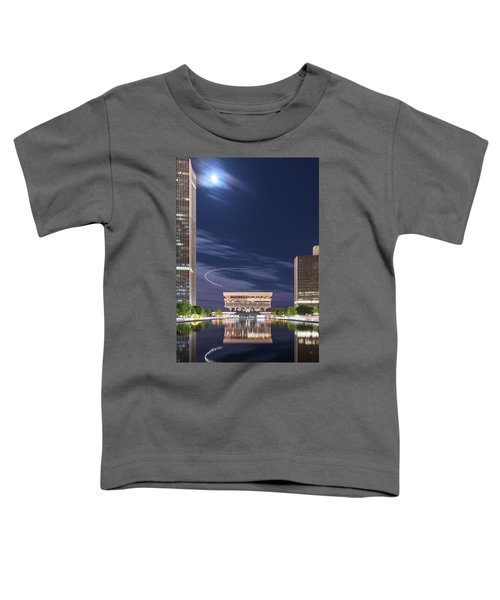 Museum Flyby Toddler T-Shirt
