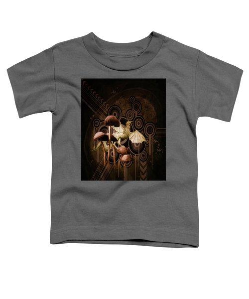 Mushroom Dragon Toddler T-Shirt