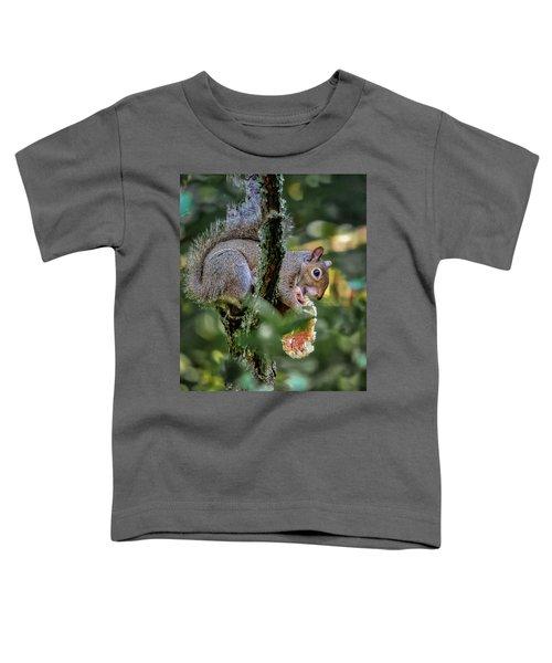Mushroom Treat Toddler T-Shirt