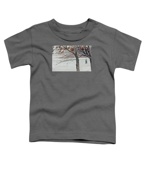 Music Of The North Wind Toddler T-Shirt