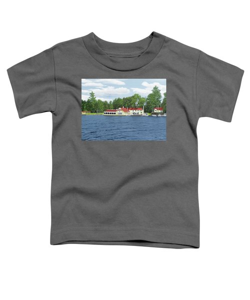 Muskoka Lakes Golf And Country Club Toddler T-Shirt