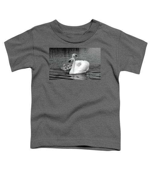 Mute Swans Toddler T-Shirt