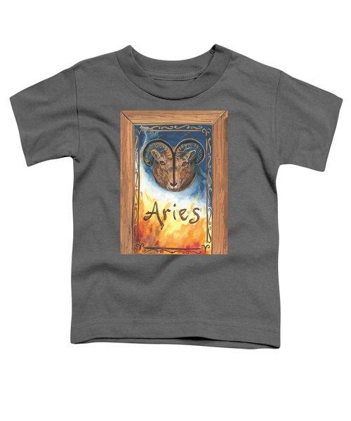 My Aries Toddler T-Shirt