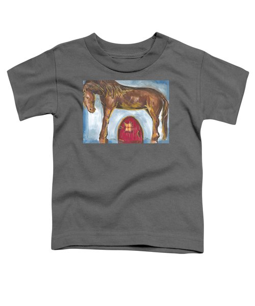 My Mane House Toddler T-Shirt