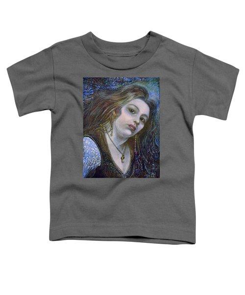 My Mermaid Christan Toddler T-Shirt