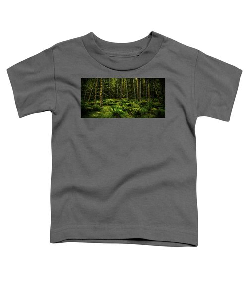 Mysterious Forest Toddler T-Shirt