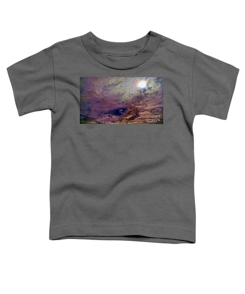 Mystery Sky Toddler T-Shirt