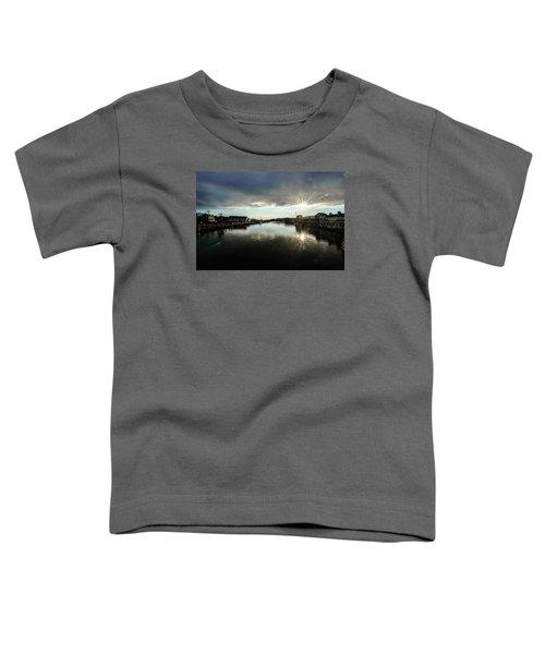 Mystic River Toddler T-Shirt