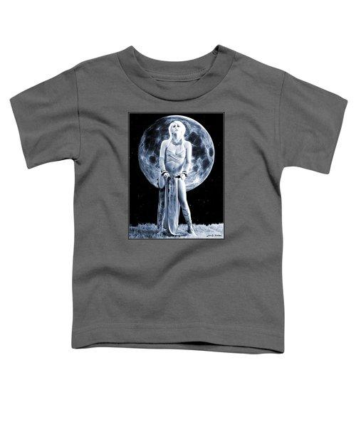 Mystic Slave Girl Toddler T-Shirt