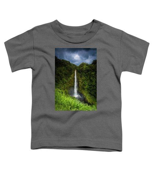 Mystic Waterfall Toddler T-Shirt