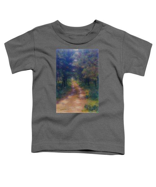 Nantucket Paths #1 Toddler T-Shirt