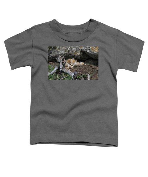 Nap Time Toddler T-Shirt