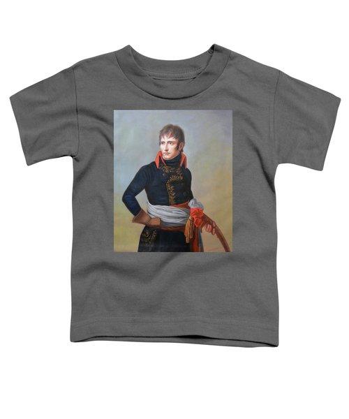 Napoleon Bonaparte As First Consul Toddler T-Shirt