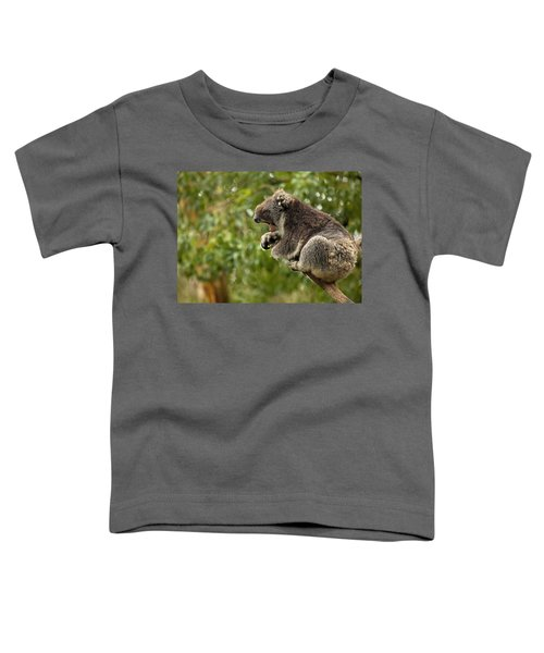 Naptime Toddler T-Shirt