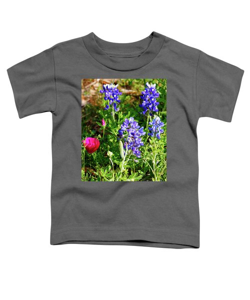 National Colors Toddler T-Shirt