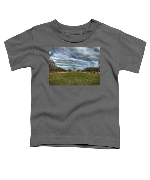 National Mall Toddler T-Shirt