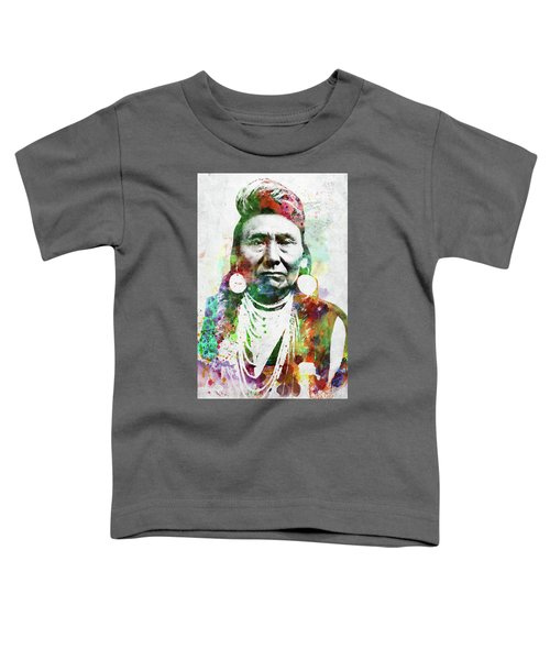 Native American Indian 1 Toddler T-Shirt