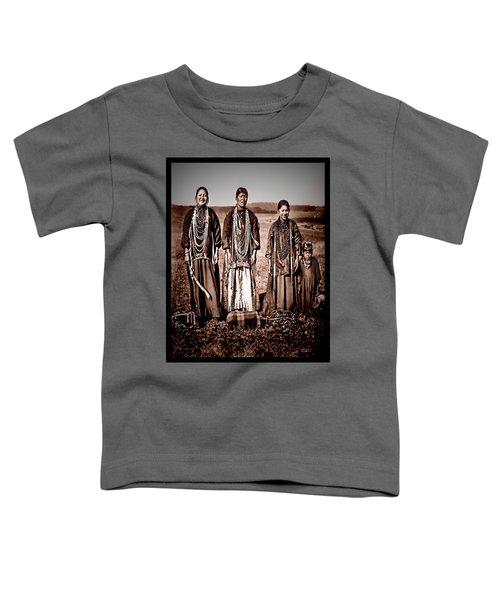 Native Pride Toddler T-Shirt