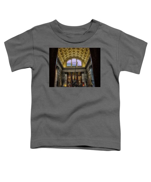Natural History Museum Nyc Toddler T-Shirt