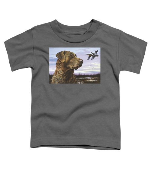 Natural Instinct - Chessie Toddler T-Shirt