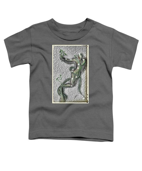 Nature And Man Toddler T-Shirt