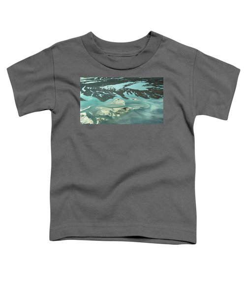 Natures Art On Barnegat Bay Toddler T-Shirt