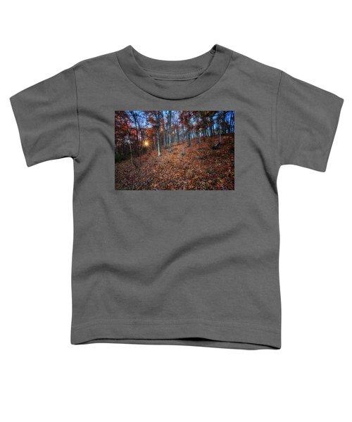 Nature's Carpet Toddler T-Shirt