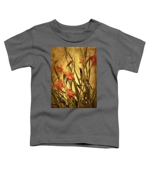 Nature's Chaos In Spring Toddler T-Shirt
