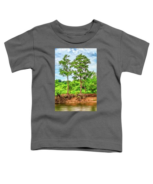 Nature's Electricity Toddler T-Shirt