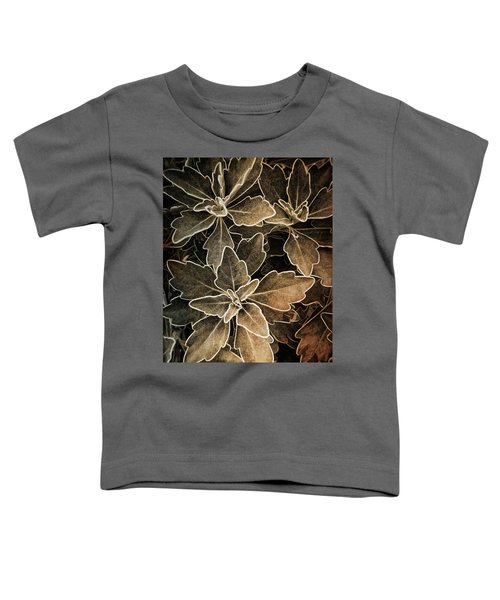 Natures Patterns Toddler T-Shirt