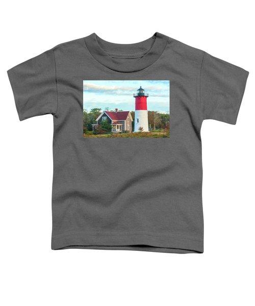 Nauset Light Toddler T-Shirt