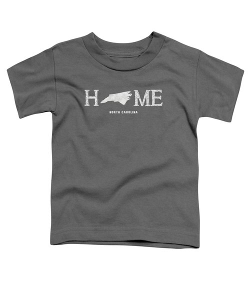 Nc Home Toddler T-Shirt by Nancy Ingersoll