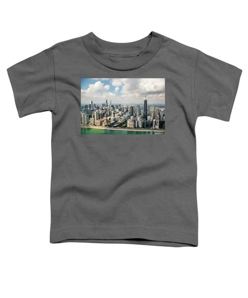 Near North Side And Gold Coast Toddler T-Shirt