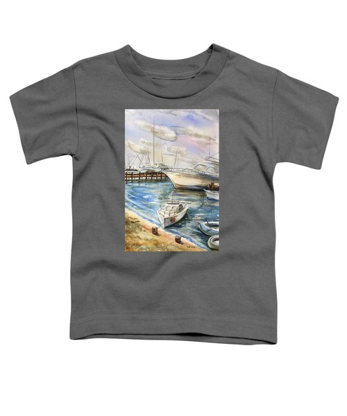 Near The Harbour 2 Toddler T-Shirt