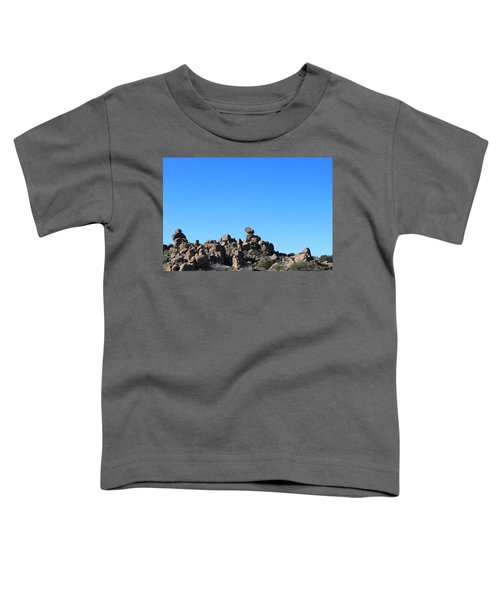 Toddler T-Shirt featuring the photograph Near Wickenburg, Az by Antonio Romero