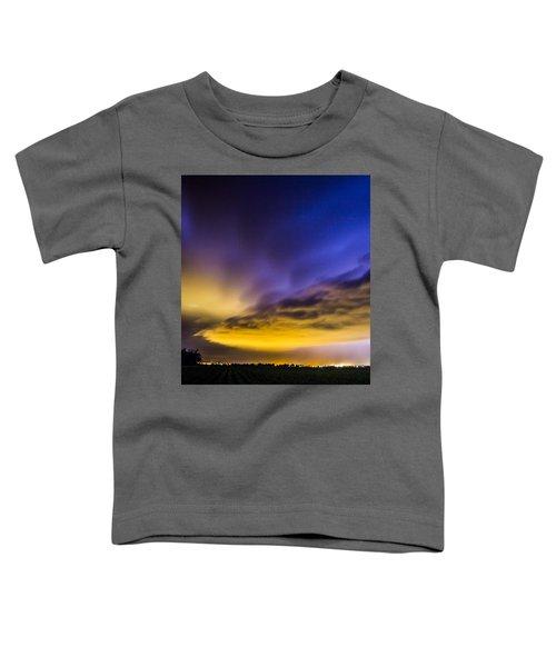 Nebraska Night Beast 021 Toddler T-Shirt