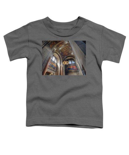 Nebraska State Capitol Toddler T-Shirt