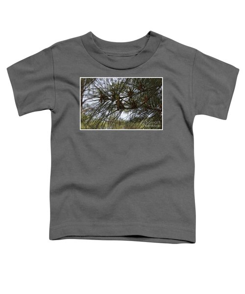 Needles Attached Toddler T-Shirt