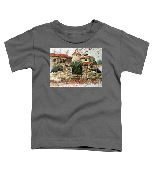Neighbors Gate Toddler T-Shirt