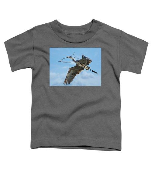 Nest Builder Toddler T-Shirt