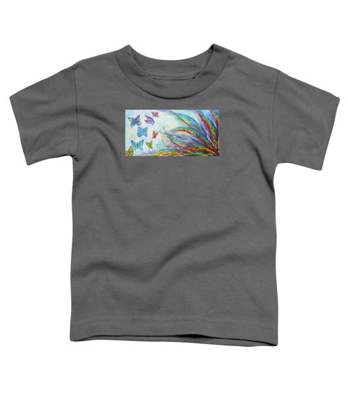 New Beginnings Toddler T-Shirt